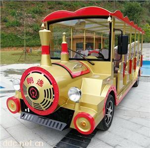 钣金车身电动观光小火车观光电瓶火车