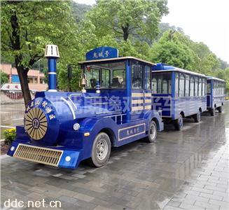 旅游景区观光小火车