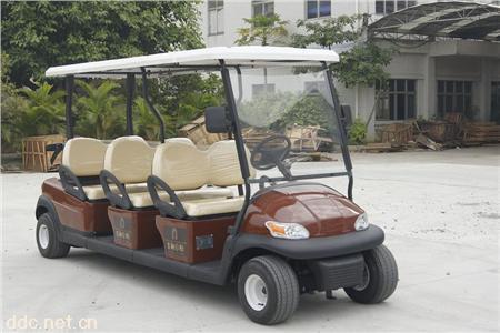 高尔夫球电瓶车