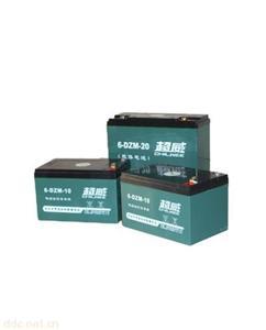 超威电瓶蓄电池