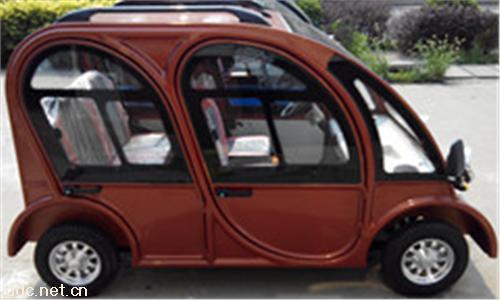 名洋MY-8电动汽车车壳