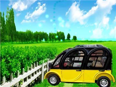 名洋MY-8电动汽车