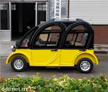 MY-8新款电动观光车