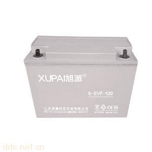 旭派6-EVF-120(A)电动道路车铅酸蓄电池