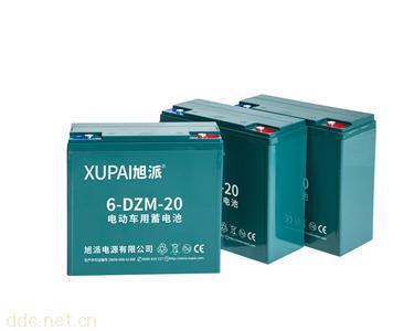 旭派 48V20电动车电池