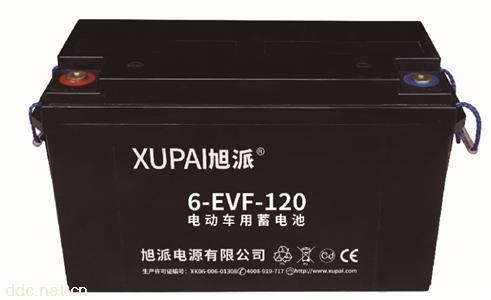 旭派新能源汽車電池EVF120