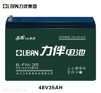 电动车专用电池6-FM-35