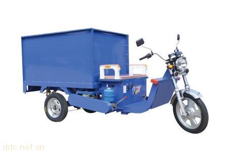 丰帆电动三轮车龙暴自卸垃圾车