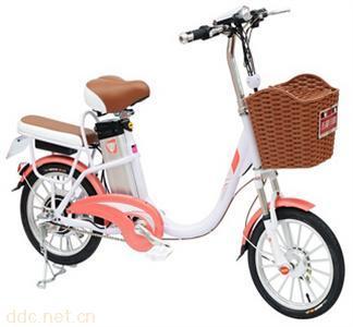 五星钻豹电动自行车才女