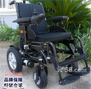 威之群谷哥1020折叠电动轮椅