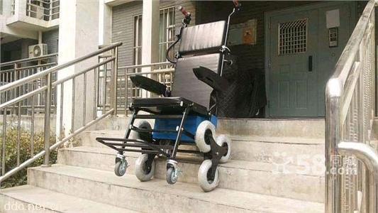 亨革力星轮可折叠爬楼车