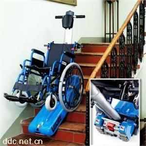 履带电动爬楼轮椅