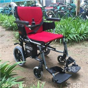 互帮超轻便携式电动轮椅车