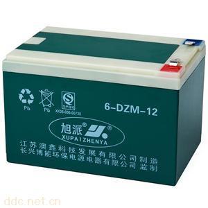 旭派电池48V12AH