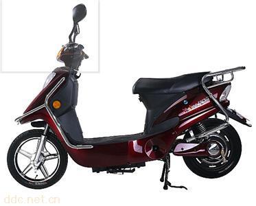优狐小小公主电动摩托车
