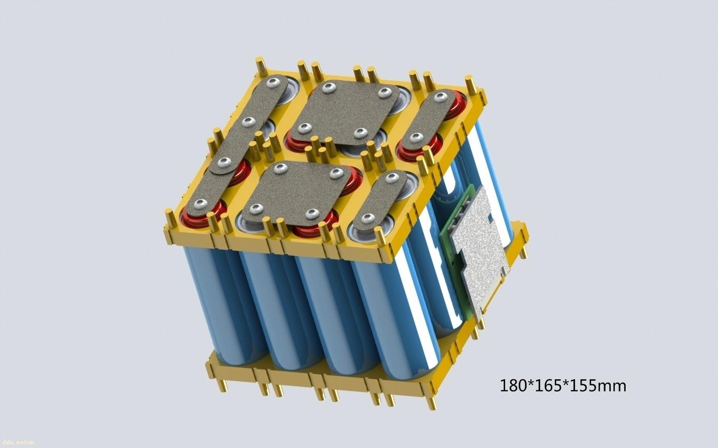 72V200AH 三元锂电池