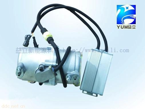 72V涡旋式直流2017注册送彩金汽车空调压缩机32排量