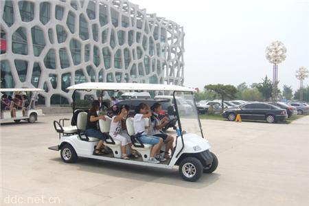 青岛销量电动八座高尔夫球车