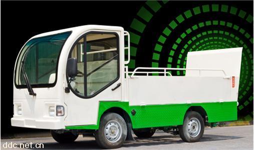 电动清运车—八桶eg6021x垃圾清运车