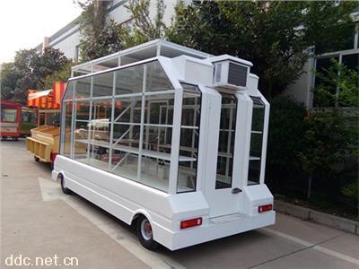 电动社区服务车