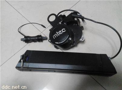 MTEC铭度中置电机系统