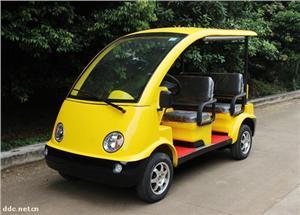 园区观光用4座电动观光车
