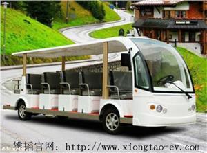 园区观光用14座电动观光车