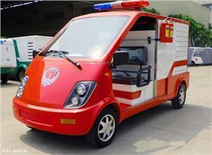 2座微型电动消防车