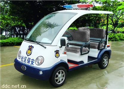 雄韬-4座巡逻执法车