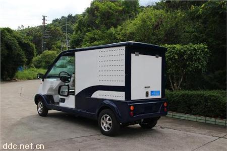 电动高压冲洗车