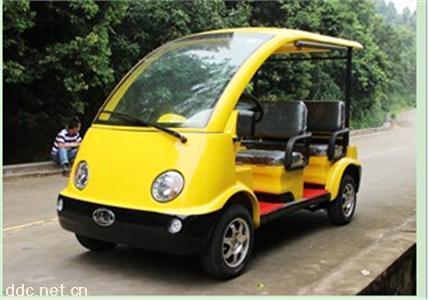 4座小型游览观光车