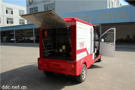 2座电动消防车微型消防站专用