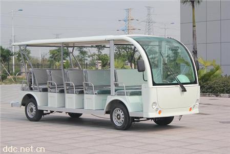 新款23座游览交流观光车