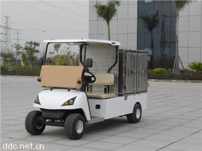 酒店用电动布草车货车