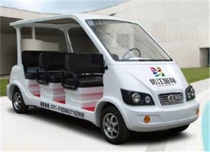 雄韜8座敞開式電動觀光車