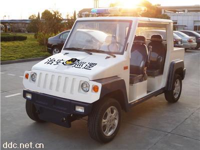 雄韬-4座高底盘电动越野巡逻车