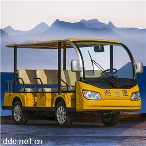 新款8座电动观光车