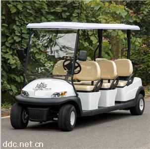 6座观光高尔夫球车