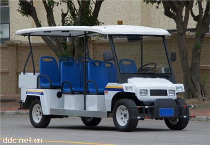 雄韬越野款8座电动保安物业巡逻车