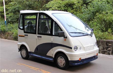 XT-FB4PW冷暖空调封闭巡逻车4座