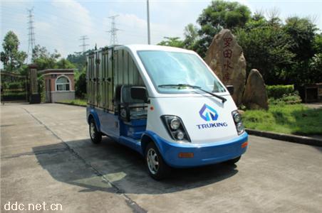 电动小型送餐车