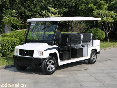 园区观光用8座悍马电动观光车