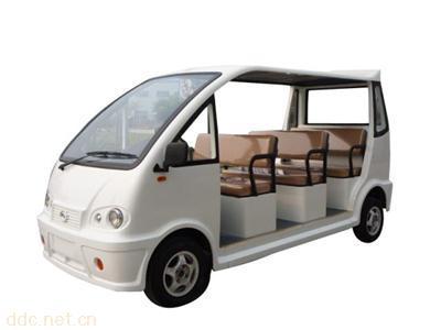 雄韜新款8座電動小區觀光車
