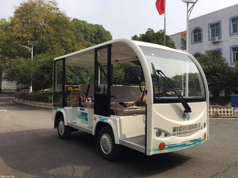 雄韬新款可定制8座电动旅游观光车