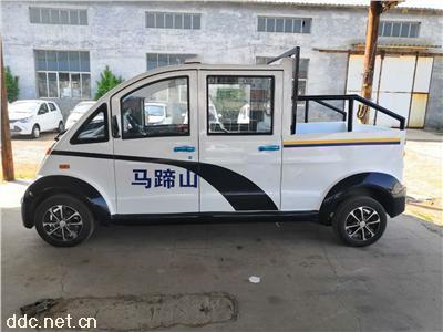 雄韬城管执法电动4座巡逻车