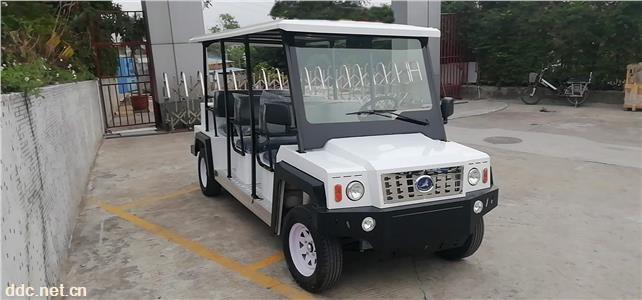 保安物业电动8座巡逻车