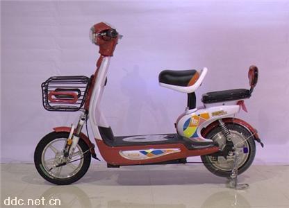 奔的中国梦-电动自行车