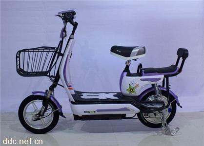 奔的炫动电动自行车