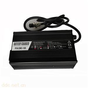 24V12A铅酸铝壳电动车充电器