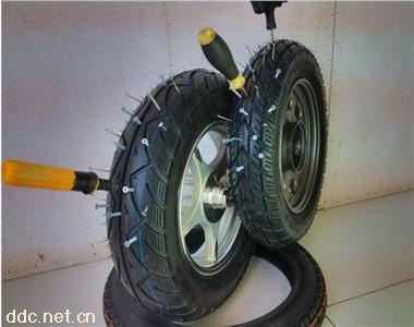 防扎漏轮胎